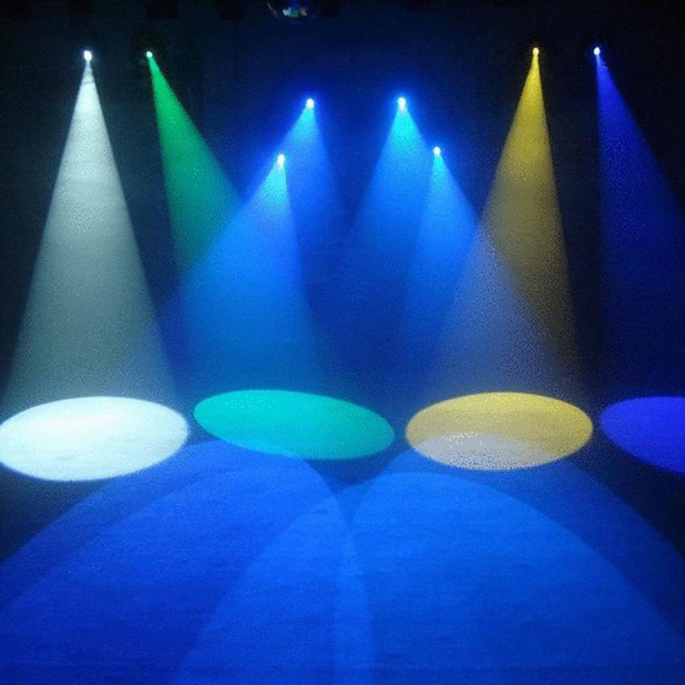 RGBW LED Stage Lighting Pinspot Stage Effect LED Wash Spotlight Mini Stage Light DJ DISCO Party KTV Backlight Stage Light in Stage Lighting Effect from Lights Lighting