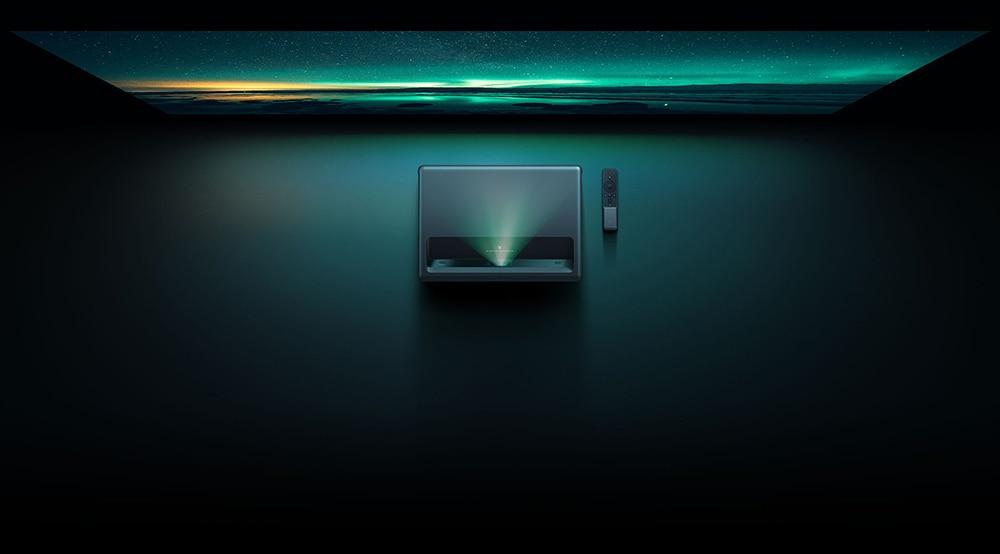Xiaomi mijia laser 4K projector