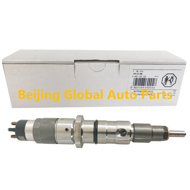 0445120122 4942359 Common Rail Injector Brand New Suitable for DONGFENG CUMMINS Engines ISLe375 30_EU3