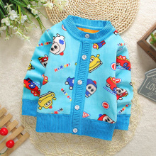 Boys Sweater Jackets Brand Cotton Warm Sweater for a Boy Casual Cardigan for Boy Autumn Winter Kids Children Sweatershirt