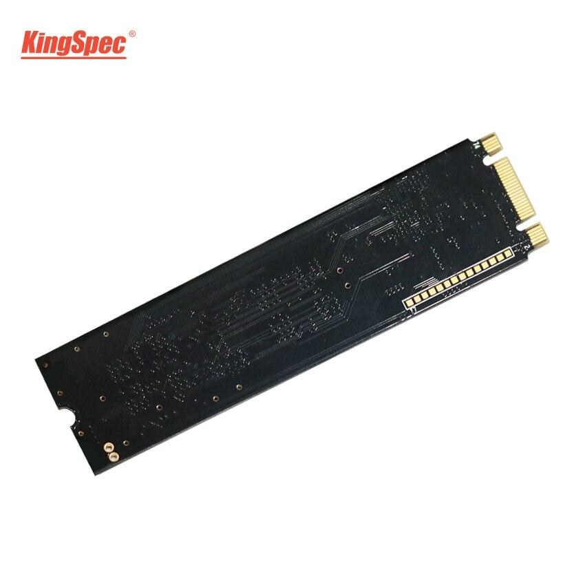 Kingspec NGFF M.2 SSD 1 TB 64 GB 128 GB 256 GB 512 GB 2280 M2 NGFF interno de estado sólido disco Duro módulo para Notebook/Ultrabook