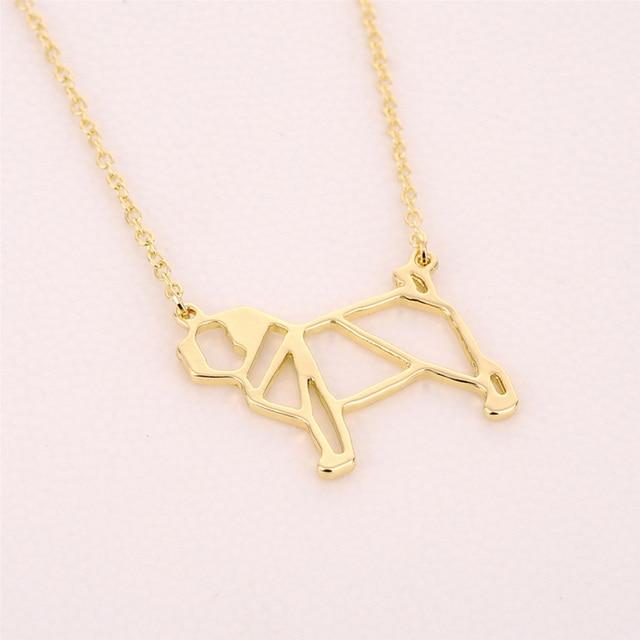Dog Pendant Pug Necklace 6