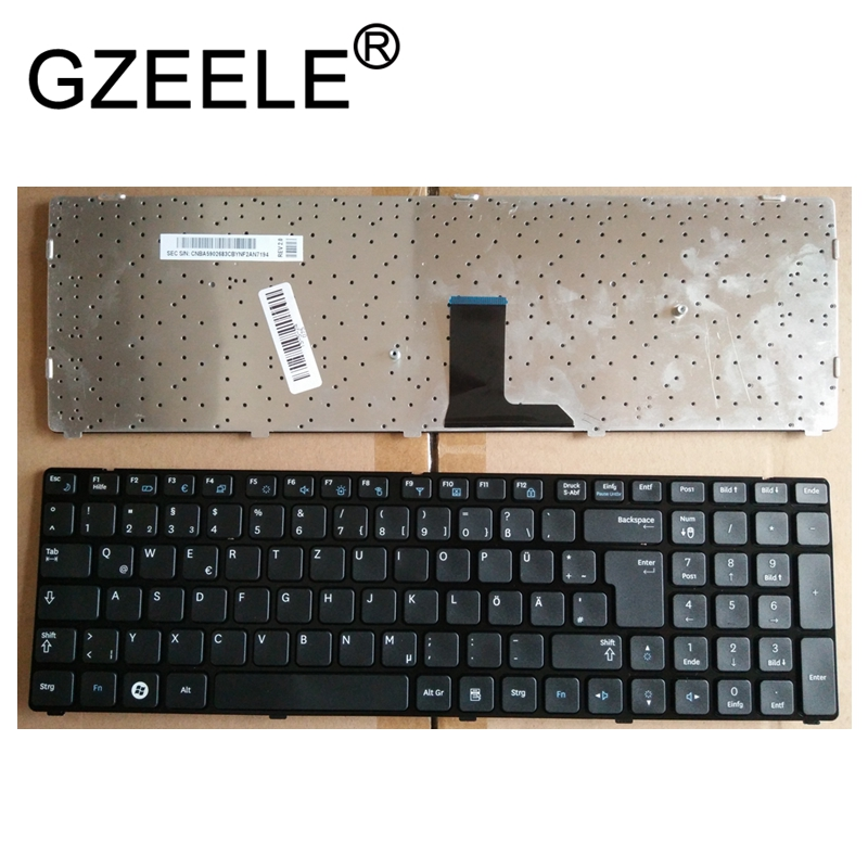 GZEELE GR Keyboard for Samsung R780 NP-R780 R790 R770 R750 R778 E852 laptop keyboard new notebook laptop keyboard for samsung np r780 r790 r770 r750 russian ru layout