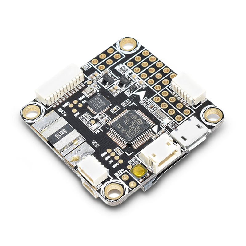 купить 35 X 35mm OMNIBUS F3 Pro V2 Flight Controller With BetaFlight OSD 5V 3A BEC Current Sensor RC Drone Dron Parts Flight Controller по цене 1308.27 рублей