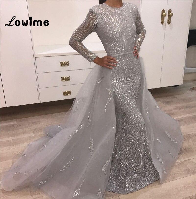 Weddings & Events Soayle Vestidos De Festa Longo Sweetheart Mermaid Evening Dresses 2018 Silver Meteor Sequin Arabia Dubai Fashion Prom Dresses