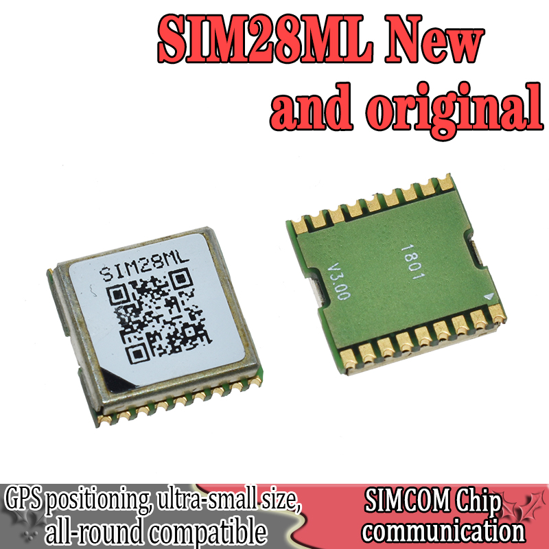 WAVGAT SIM28ML lowest cost gps module,mtk module,replace NEO.Free shippingWAVGAT SIM28ML lowest cost gps module,mtk module,replace NEO.Free shipping