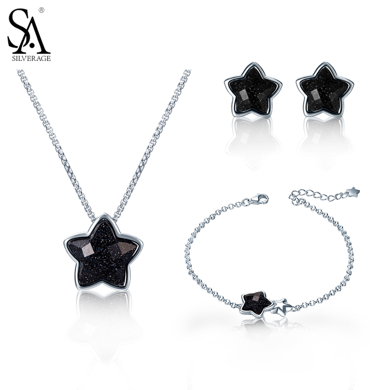 sterling silver stud earrings sets sa silverage 925 sterling silver jewelry sets stud 7933