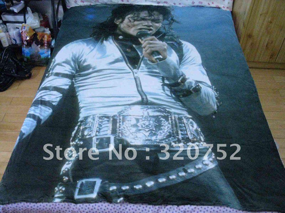 Michael Jackson Sheets Bed