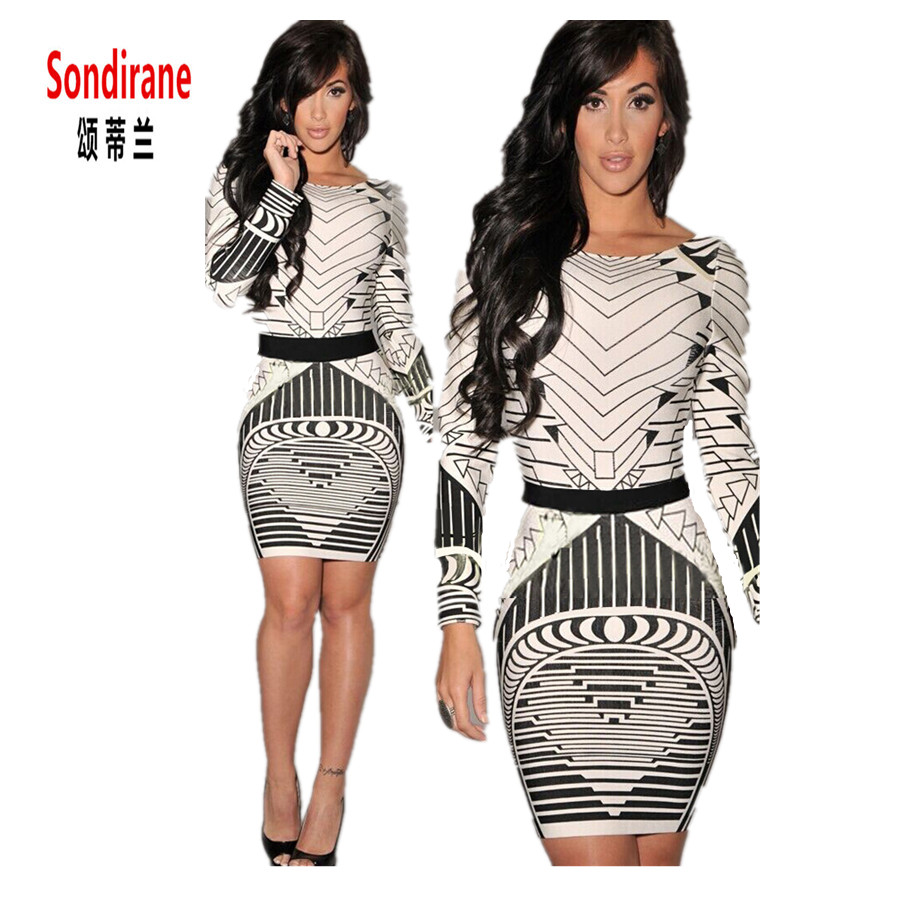 2017 New Sexy Women Rayon Bodycon Bandage Dress Nude Black White Red ...