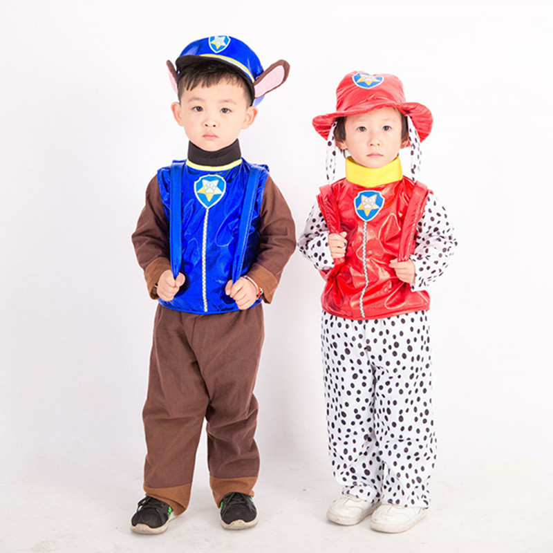 Kids Dog Paw Costume Ryder Marshall Cartoon Cospaly Clothing For Children Boyu0027s Girlu0027s Gift Halloween Party Clothes-in Boys Costumes from Novelty u0026 Special ...  sc 1 st  AliExpress.com & Kids Dog Paw Costume Ryder Marshall Cartoon Cospaly Clothing For ...