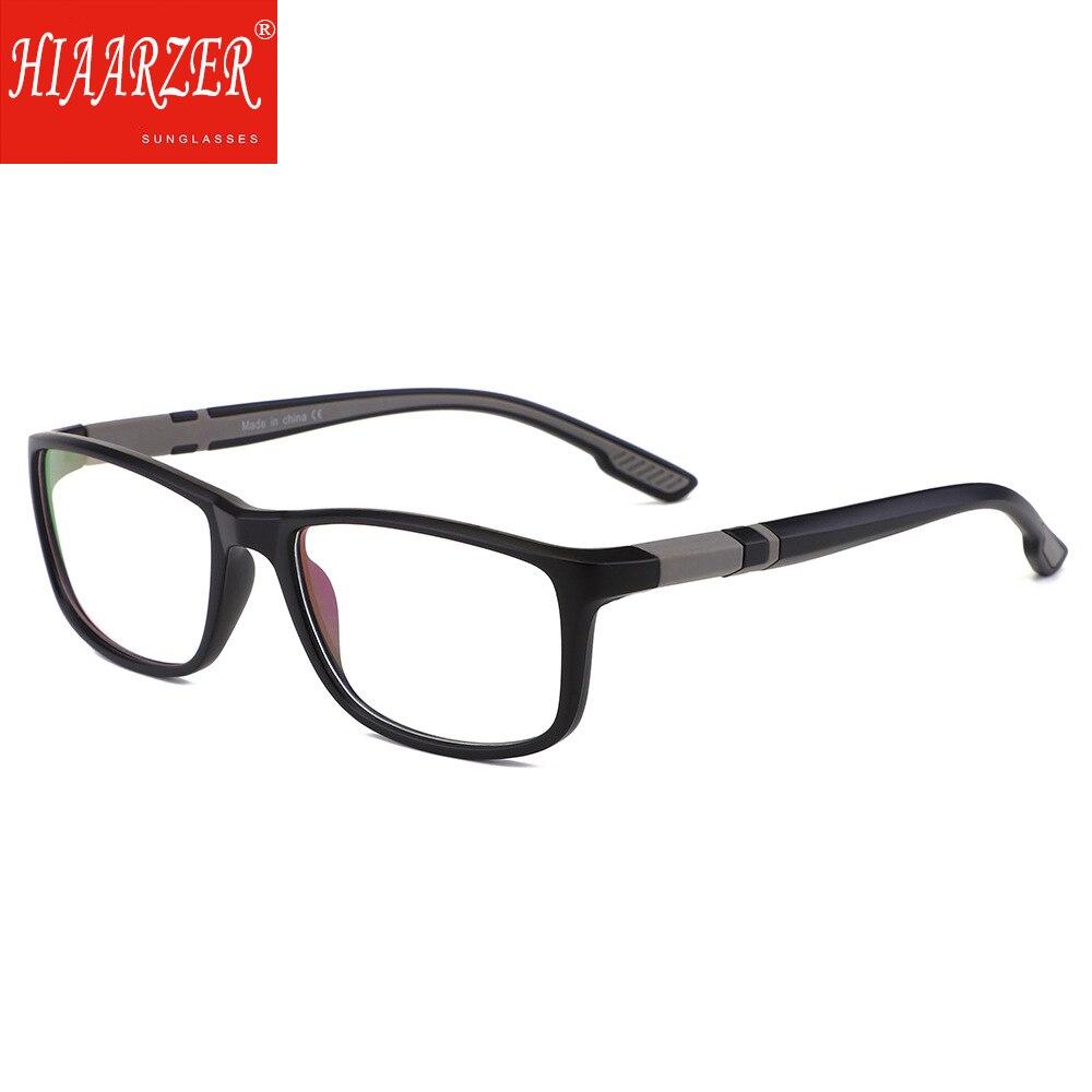 Blue Light Sports Glasses Black Frame Anti-blue Computer Ultralight Eye Goggles Improve Comfort Frames Eyewear