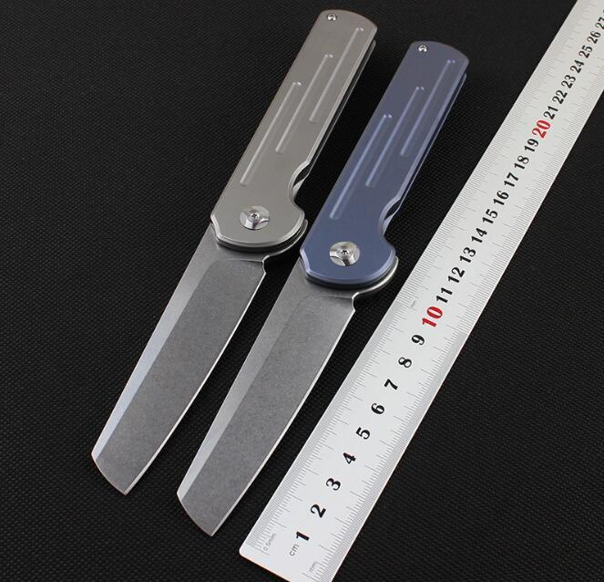 все цены на Titanium Folding Knife KESIWO Centurion D2 Blade Pocket Camping Tactical Knife Outdoor Fishing Survival Knife