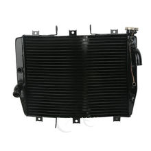 Motorcycle Replacement Radiator Cooler For KAWASAKI NINJA ZX-6R ZX6R 1998-2002 ZZR600 ZX600J 2005-2008