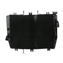 Motorcycle Replacement Radiator Cooler For KAWASAKI NINJA ZX-6R ZX6R 1998-2002 ZZR600 ZX600J 2005-2008