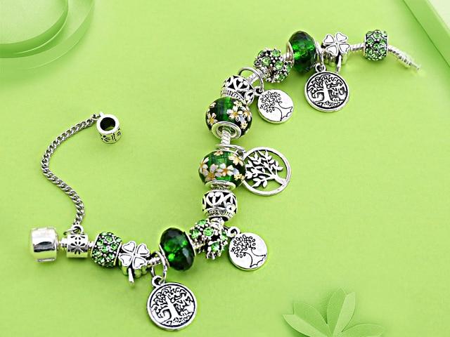 Tree of Life Bead Bracelet 3