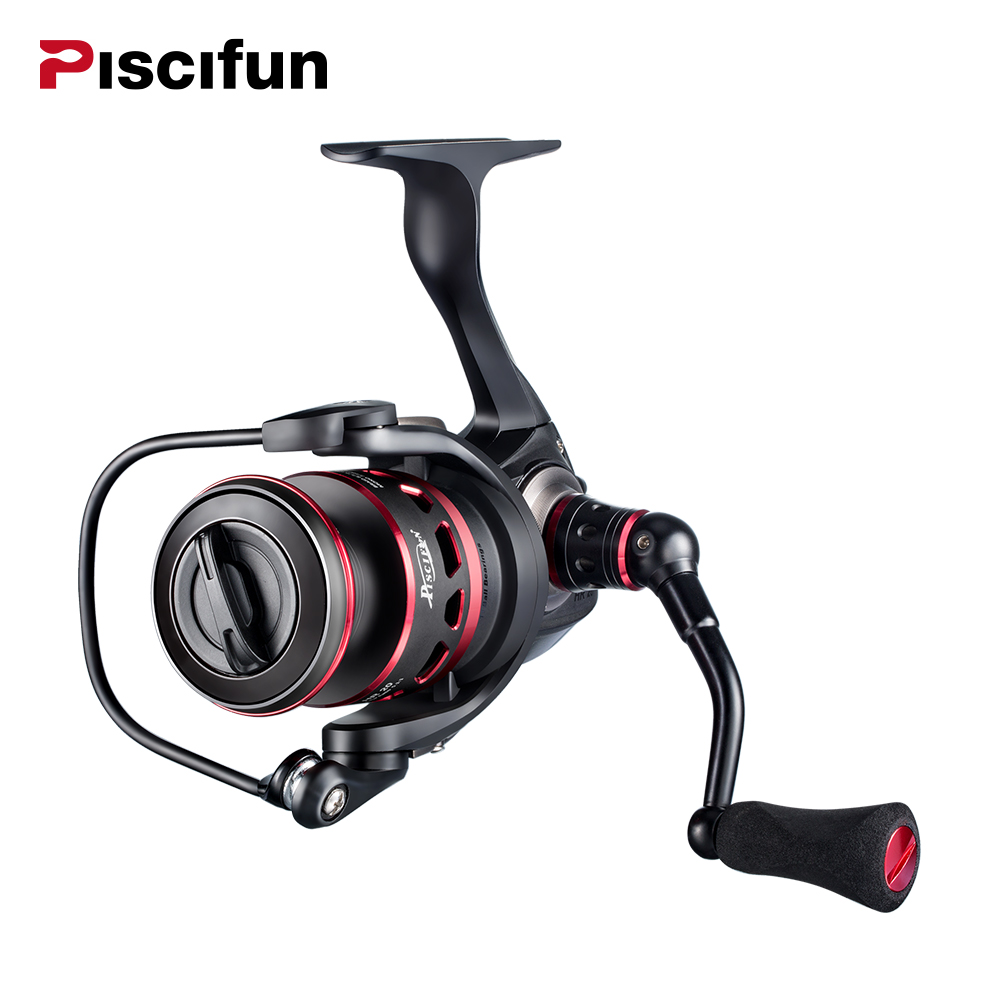 Piscifun Honor Spinning Reel 10 1 BB Sealed Carbon Fiber Drag Medium Light Spin Fishing Reels