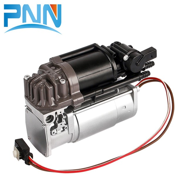 US $239 0 |37206789450 rebuild Air Suspension Compressor Pump For BMW 5  (F11N) BMW 7(F01/ F02/F04)-in Shock Absorber Parts from Automobiles &