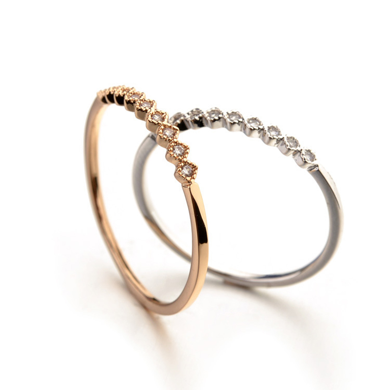 Buy online gold ring and free shipping on AliExpress