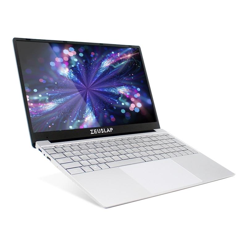 15.6 Inch 8gb Ram 128gb Ssd Ips Screen Notebook Computer Intel I3 Laptop