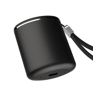 Image 2 - ABDO TWS Bluetooth 5.0 Draadloze Koptelefoon Oortjes Oordopjes mini M9 Met Mic
