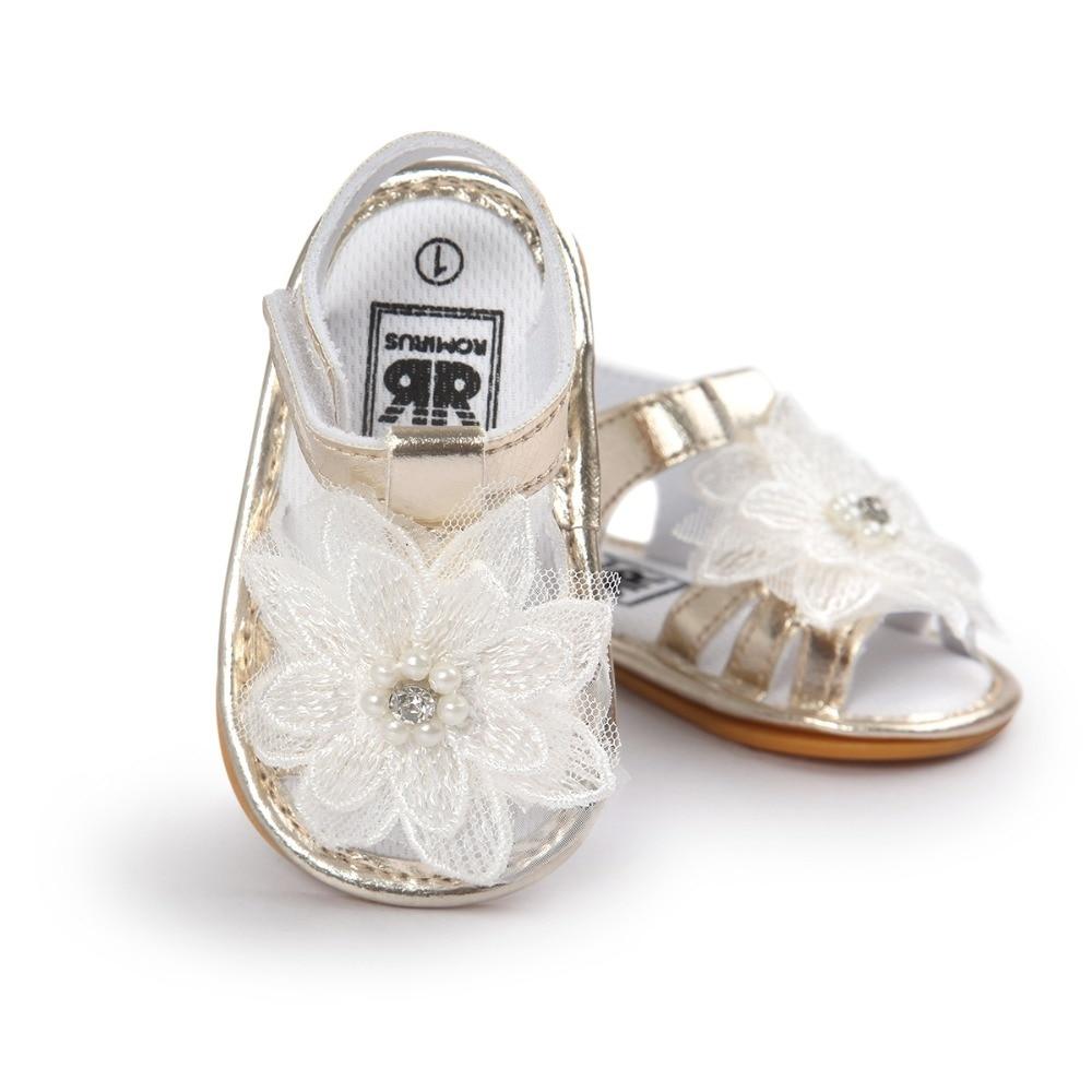2017 baby mokassins kinder sandalen alias para bebe mädchen kleinkind sandalen junge gummi blumenmädchen sommer schuhe jungen prewalkers