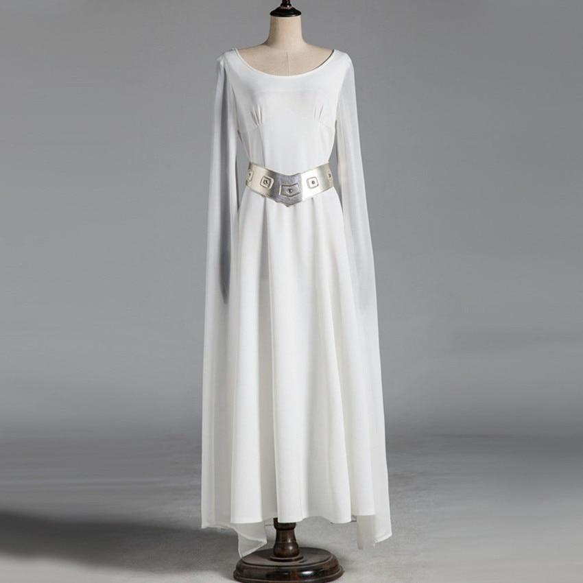 Princess Leia Costume Adult Star Wars Halloween Fancy