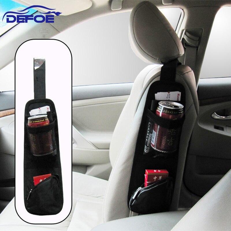 2017 Новый дизайн автокресло сумка для хранения телефона мешок автомобиля сумка сиденья боковой карман сбоку сумка для хранения 3 цвета на вы…