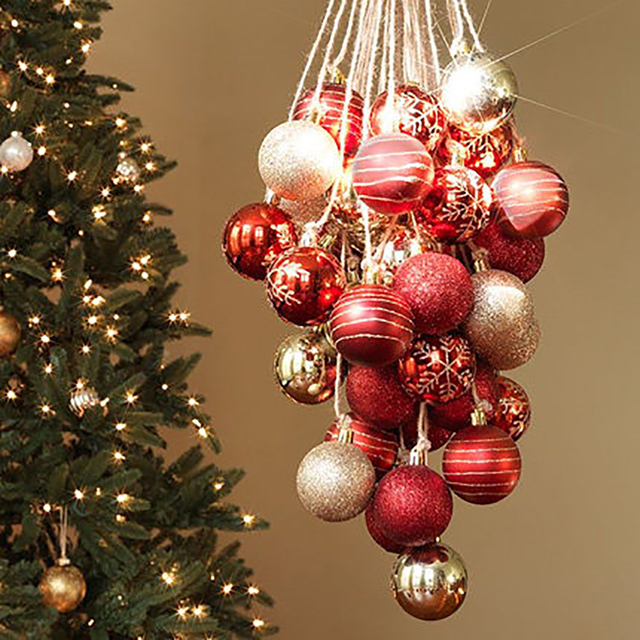Aliexpress.com : Buy 4cm Round Christmas Tree Decor Ball
