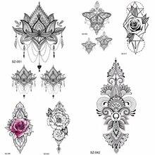 Grosir Flowers Tribal Tattoos Gallery Buy Low Price Flowers Tribal