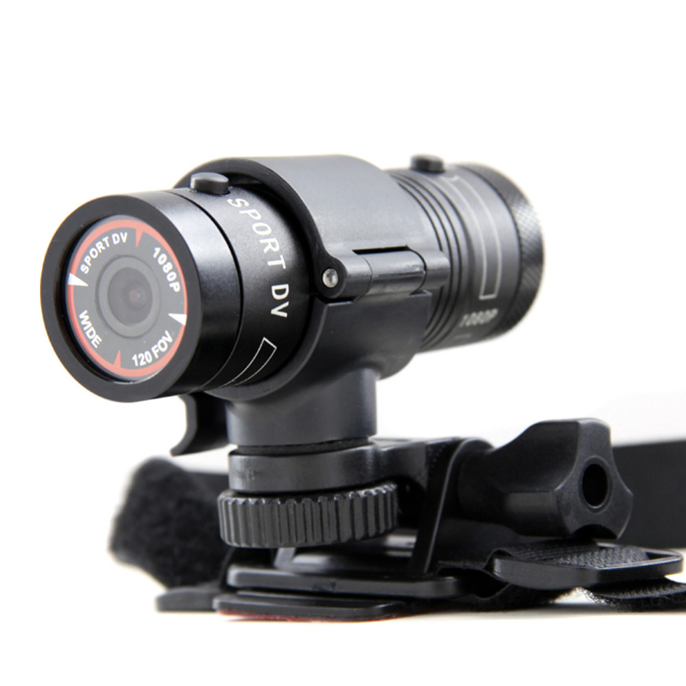 Hot Mini F9 Camera HD Bike Motorcycle Helmet Sports Action Camera Video DV Camcorder Full HD 1080p Car Video Recorder #0814 цена