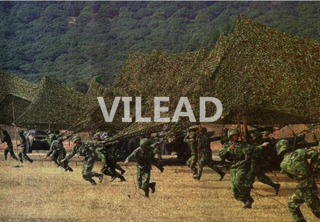 VILEAD 4M*5M Hunting Camping Outdoor Desert Woodlands Blinds Army Military Camouflage Camo Net Cover Car-Covering vilead 4m 4m sea blue military camo
