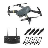 JY019 Quadrocopter 0.3MP/2MP Camera Drone Rc Profissional WiFi FPV Mini Drones Aircraft Headless Mode Remote Control Helicopter