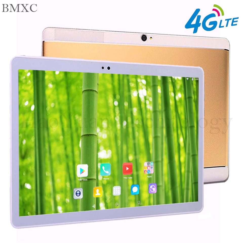 все цены на 3G 4G Lte tablet android Tablet 10 inch MTK 10 Core 2G/4G RAM 32/64GB ROM GPS andorid 7 tablet 10 Phone call Tablet 10