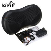 KIFIT Modern Electric Massager Body Lumbar Massage Pillow Cushion Neck Knead Shoulder Back Home Car Health