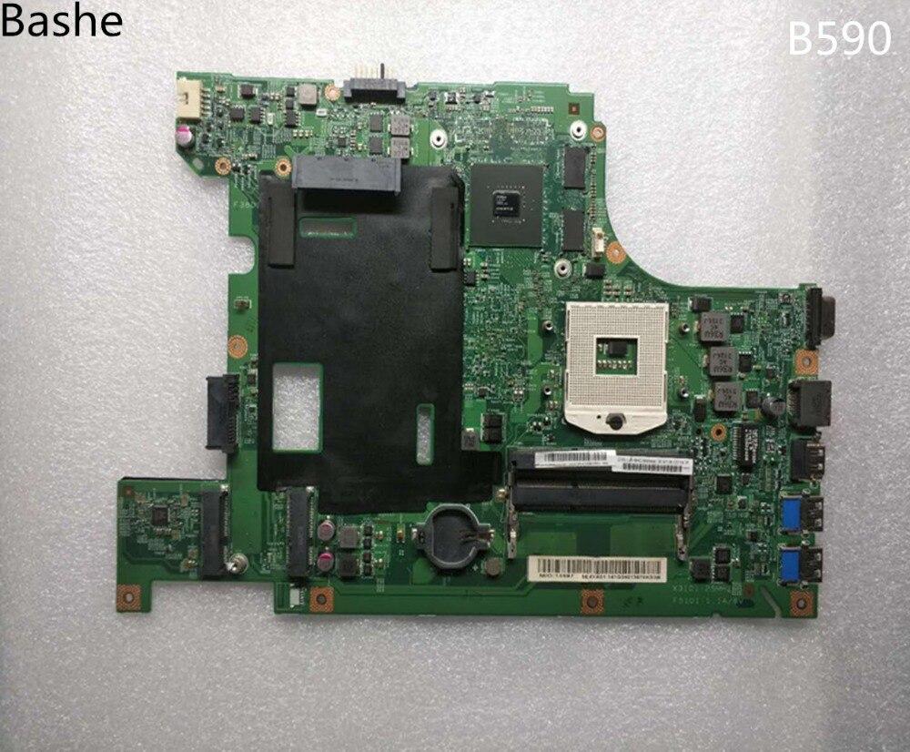 For Lenovo B580 V580C B590 notebook motherboard 484TE05.01155.4YA01.00 motherboard HM77 original MLLSE GT720M 1GFor Lenovo B580 V580C B590 notebook motherboard 484TE05.01155.4YA01.00 motherboard HM77 original MLLSE GT720M 1G