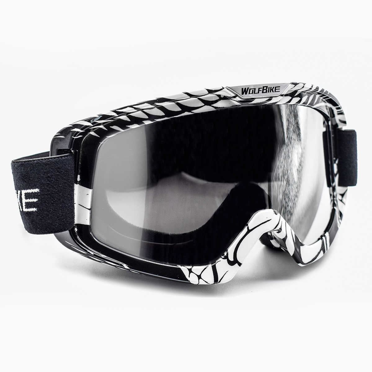 19456555b4e ... WOLFBIKE snowboarding Windproof Glasses Outdoor Ski Goggles Dustproof Snow  Men Women Motocross Goggles Mountain Skiing Eyewear ...