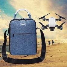 Портативный наплечный мешок, мешок для вещей сумка с вкладышем для дрона DJJ Spark и аксессуары