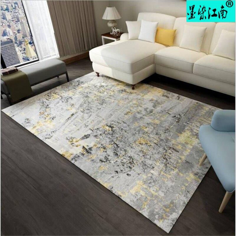 AOVOLL 2019 mode européenne tapis minimaliste dans le salon tapis et tapis pour la maison salon tapis chambre d'enfants - 6