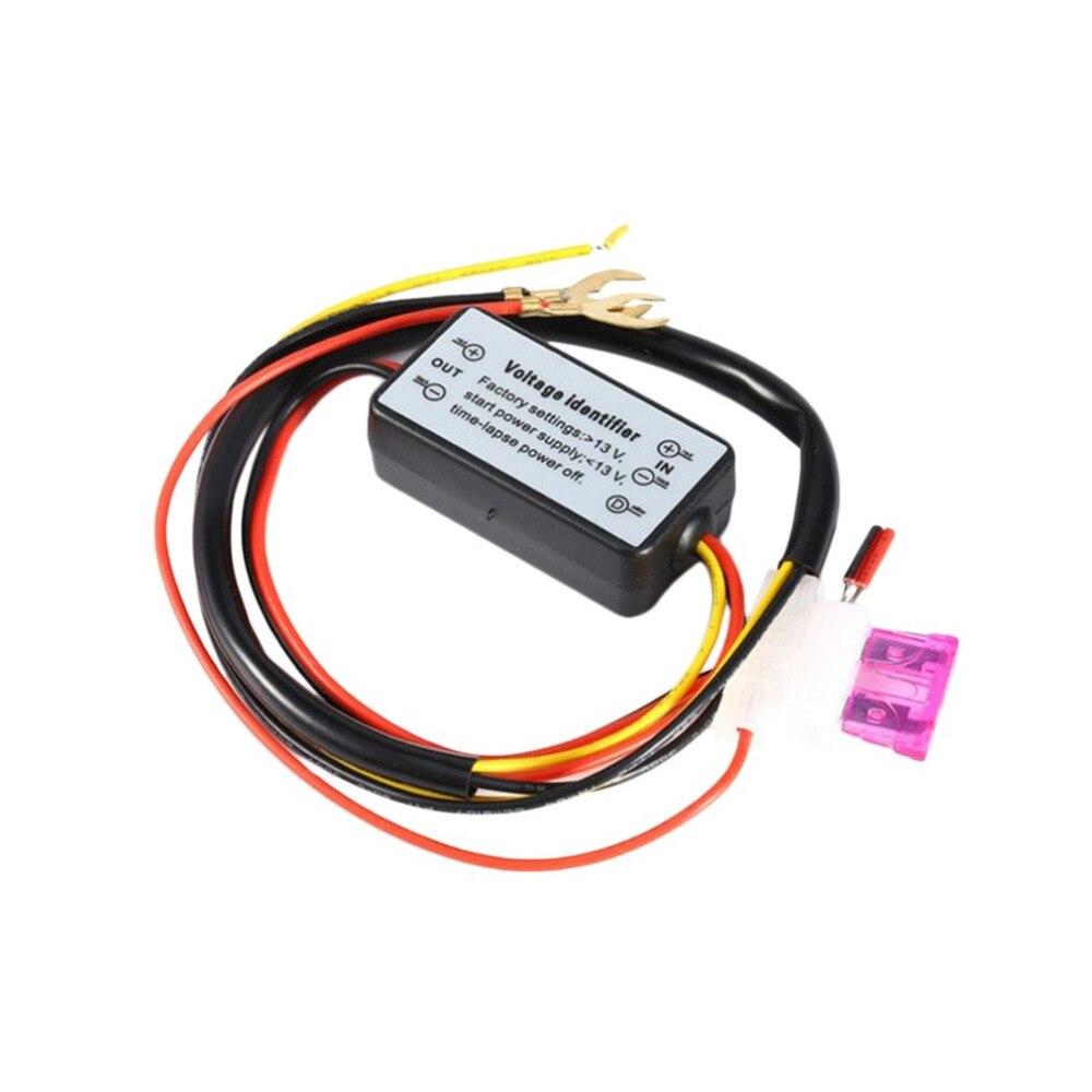 Новейшие DRL контроллер авто светодиодные Габаритные огни контроллер реле жгута 12-18 В туман свет контроллер Лидер продаж