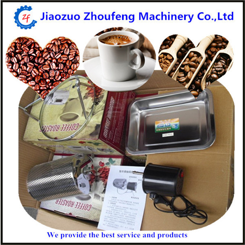 Home use coffee roaster electric small coffee roasting machine roasted coffee machine ZF coffee small packing machine for small new business