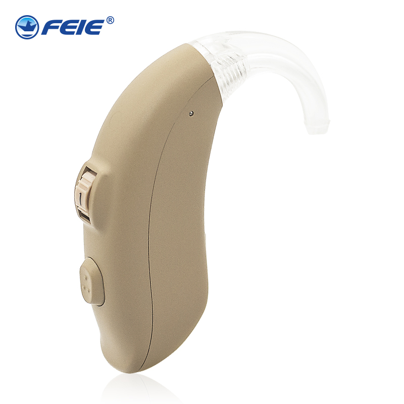 Powerful Earphones Deaf Digital Tone Cheap Hearing Aid Ear care machine for Severe Hearing Loss Adjustable Voice Volume MY-15 цена