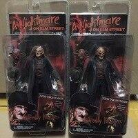 ALEN NECA a Nightmare on Elm Street Nightmare Before Christmas New Freddy Krueger PVC Hành Động Hình Sưu Tập Mô Hình Toy