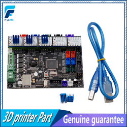 MKS Gen-L V1.0 Integrated Mainboard MKS Gen L v1.0 With 5pcs TMC2208 V1.0 Stepper Drivers For Tarantula & Tornado 3D Printer