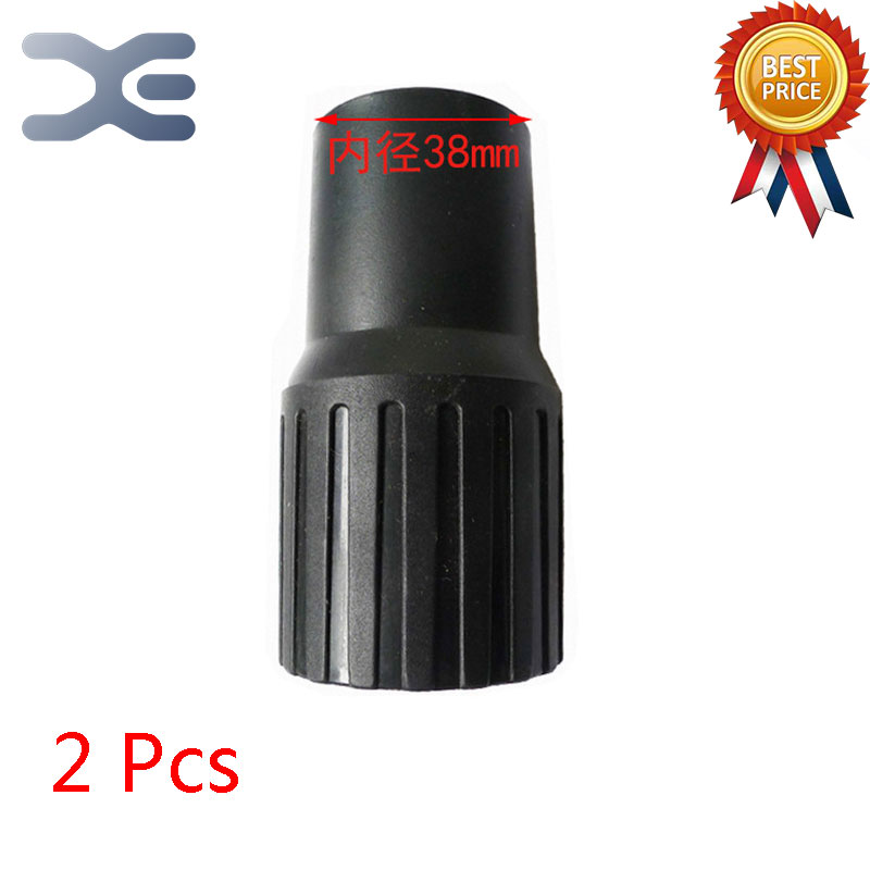 2Pcs High Quality 30L 60L Industrial Vacuum Cleaner Fittings Connector 38 mm Hose Connector Vacuum Cleaner Parts high quality 30l 60l industrial vacuum cleaner fittings connector 38 mm hose connector vacuum cleaner parts