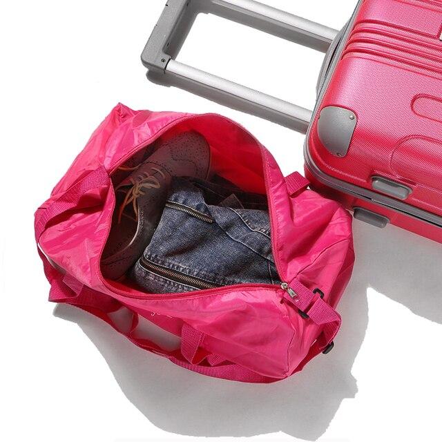 Ultralight Foldable Gym Bag 2
