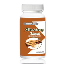 NEW 2019 Korean Ginseng  extract tablets Slimming products health 90PCS цены
