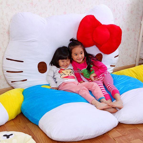 Fancytrader 190cm X 165cm Super Kawaii Giant Plush Hello