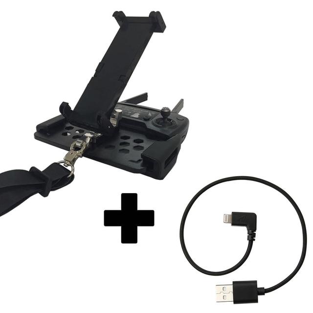 Кабель iphone для диджиай mavic combo защита подвеса черная phantom наложенным платежом