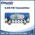 Бесплатная доставка FMUSER FU-05B Новый Дизайн 0.5 вт PLL FM передатчик стерео 87 до 108 мГц