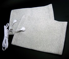 Проводящие волокна электродные колпаки массаж наколенники для Чрескожной электронейростимуляции с Jack 2,5 мм провод электрода соединительный кабель Применение для ДЕСЯТКИ/EMS